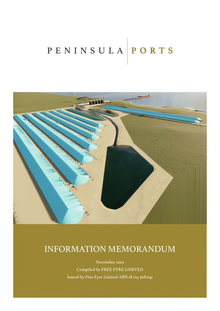 Peninsula Ports IM